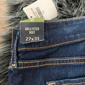 🖤 NWT Hollister Boot Cut Jeans Size 5R